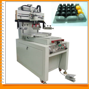 Moving Table Silicone /Rubber Screen Printing Machine (JQ4060F)