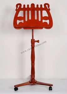 Wooden Music Sheet Stand (MS002) pictures & photos