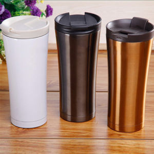 Double Walls Stainless Steel Vacuum Tumbler pictures & photos
