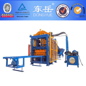 Low Cost Cement/ Paver/Concrete Block Machine pictures & photos