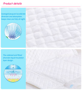 Cute and Comfortable Disposable Baby Diapers Manufacturer in China pictures & photos