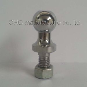 "Hitch Ball 1-7/8""X1"", 2, 000lbs, Chromed"