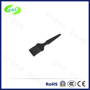 Anti-Static Black Round Handle Special Soft PP/PA Brush pictures & photos