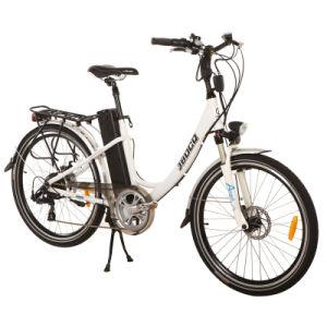 En15194 36V/250W Hub Motor & 10ah Lithium Battery Lady Electric Bike (JB-TDF02Z) pictures & photos