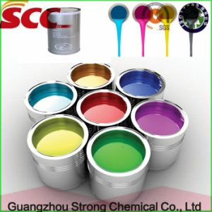 Crystal Pearl Color Effect 1k Colors Basecoat pictures & photos
