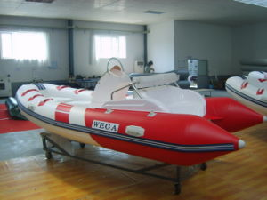 Rigid Hull Inflatable Boat 4.7m - Sail Boat pictures & photos