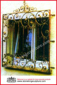 Wrought Iron Window Guard, Iron Window Grill / Iron Windows pictures & photos