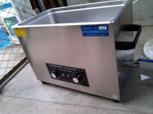 Industrial Spare Parts Ultrasonic Cleaner (BKU-900) pictures & photos