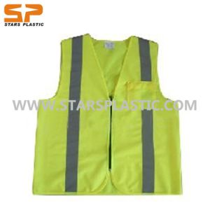 Green Safety Vests (ST-RV-13) pictures & photos