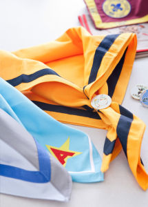 Embroidered Neckerchiefs pictures & photos