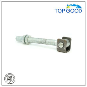 Q235 Steel Long Screw Gate Hinge pictures & photos