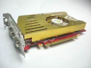 Graphic Card Geforce 9600GT 512M 64bit DDR3