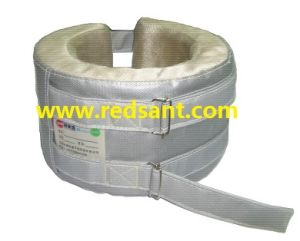 Fiberglass Removable Pipe Thermal Insulation Jacket & Covers pictures & photos