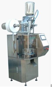 Automatic Pyramid Tea Bag Packing Machine (SJB-01) pictures & photos