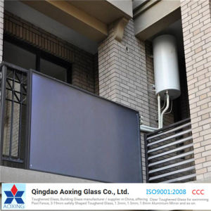 Super Clear Patterned Glass for Solar Cell Module/ Solar Water Heater pictures & photos