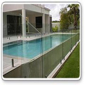 Tempered Glass Fence Panels
