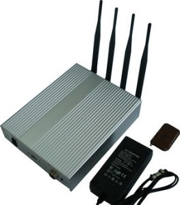 Cell Phone Jammer With Remote Control JM-101B