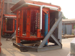 Intermediate Frequency Electric Furnace for Smelting