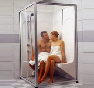 Wet Sauna Steam Sauna Room pictures & photos
