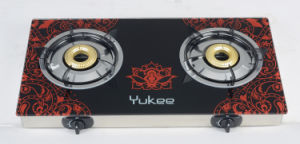 2 Burners Top Gas Stove (YD-2GT01-1)