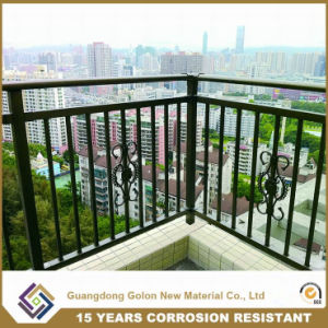 Assembled Powder Coating Aluminum Balcony Railing pictures & photos