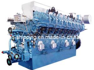 Marine Diesel Engine Generator (CW6200, CW16C200, CW8200, CW12V200)