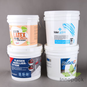 All Sizes of Plastic Pails for Packing pictures & photos