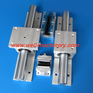 High Precision Linear Guideway (SBR Series, TBR Series)