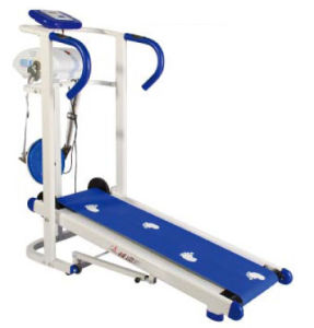 Manual Treadmill with Massager (HS-203A) pictures & photos