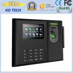 SMS Function, Backup Battery Fingerprint Time Attendance Ko-Z101