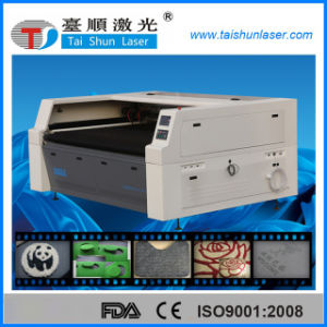 Laser Cutting Machine for Ground Mat, Carpet, Foot Mat pictures & photos