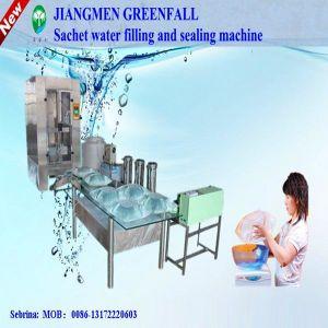 sachet water packaging machine