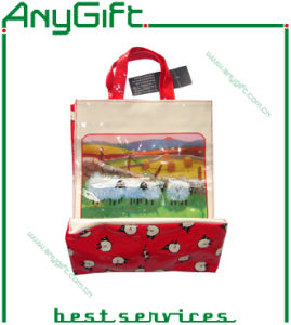 PVC Bag with Customized Logo pictures & photos
