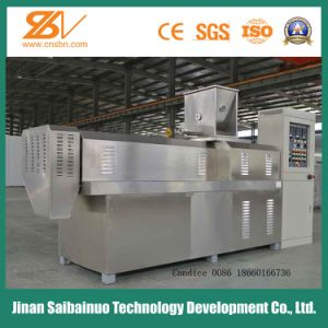 High Quality Full Automatic Pet Food Production Line pictures & photos