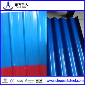 Gi Zinc Corrugated Roofing Sheet pictures & photos