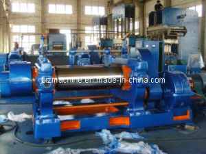 Two Roll Mixing Mill Machine pictures & photos