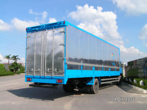 Moving and Storage Truck Body