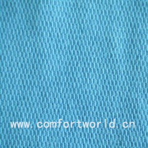 Honeycomb Fabric Polyester Knitting Fabric pictures & photos