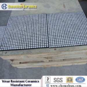 Ceramic Rubber Composite Panels as Chute Wear Liner pictures & photos