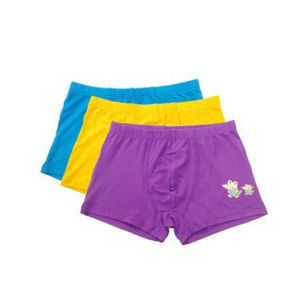 Comfortable Breathable Kids Underwear with Bamboo Fibre pictures & photos