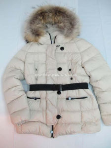 Female Winter Hoody Down Jacket