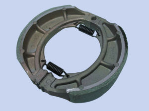 Yog Motorcycle Motorcycle Brake Shoes Bajaj Boxer Bajaj Pulsar180 Bajaj Pulsar150 pictures & photos