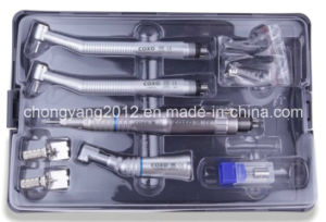 Coxo Dental Complete Set Handpiece Kit pictures & photos