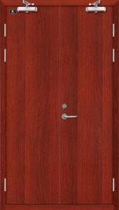 Fire Rated Wood Door (YF-FW015) pictures & photos