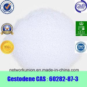 Hot Sale Steroid Hormone Powder 99%Min CAS 60282-87-3 Gestodene pictures & photos