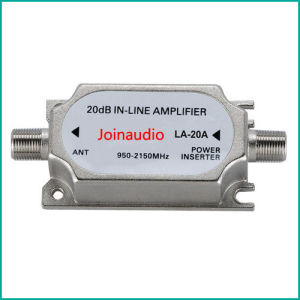 In Line Amplifier, Sat Amplifier (20A) pictures & photos