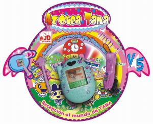 Tamagotchi Connection V5 Touch Screen (Chimney) (JD-811)