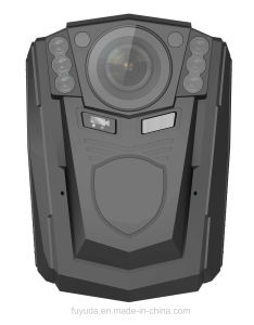 Waterproof HD1080p Mini Police Body Worn Camera with Remote Control pictures & photos