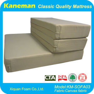 Simple 3 Folding Mattress pictures & photos