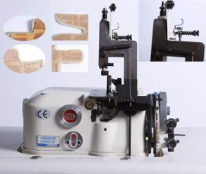 2 Thread Carpet Overedging Sewing Machine (for Car Mats) pictures & photos